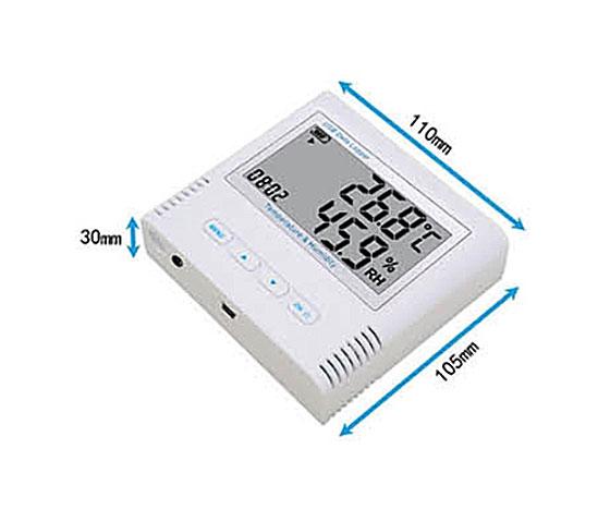 USB温湿度记录仪(大屏型)