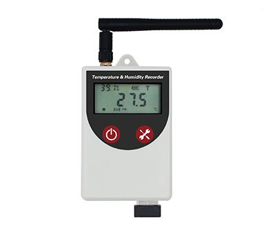 无线湿温度验证仪